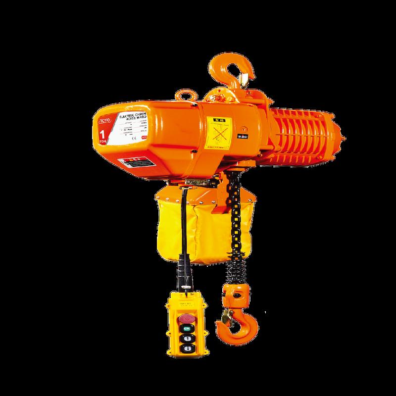 TOYO-HHBD-type-Electric-Hoist-1