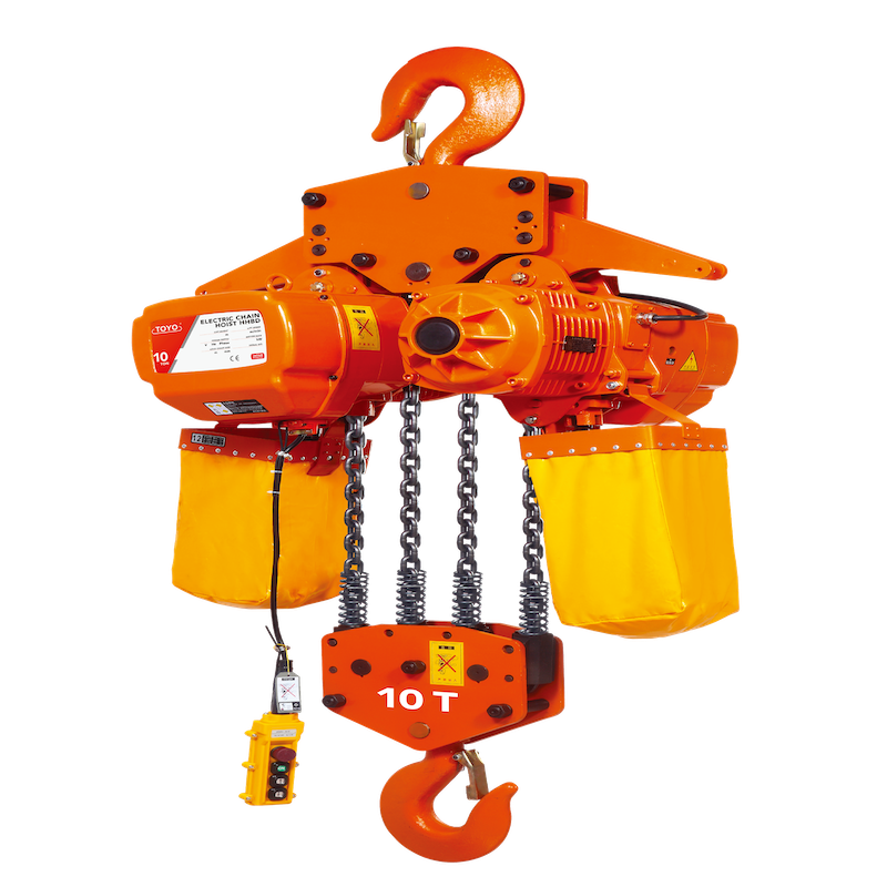 TOYO-HHBD-type-Electric-Hoist-4