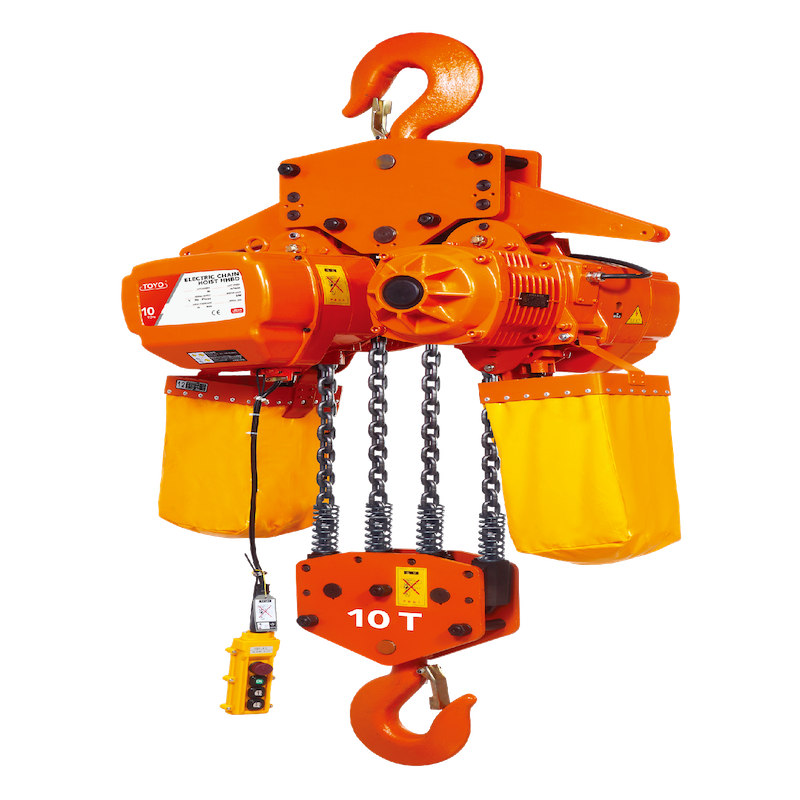 TOYO-HHBD-type-Electric-Hoist-8