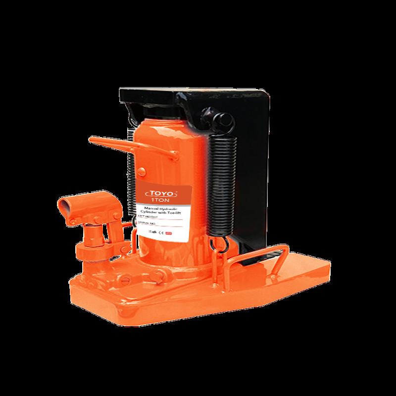 TOYO-HTL-model-Manual-Hydraulic-Cylinder