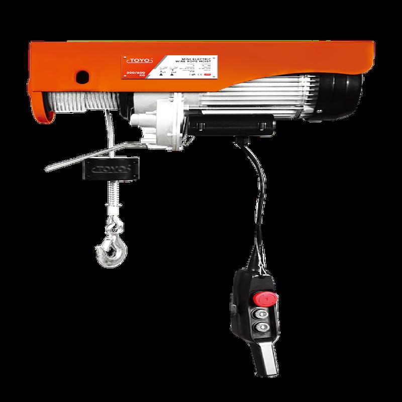 TOYO-PA-type-Electric-Hoist