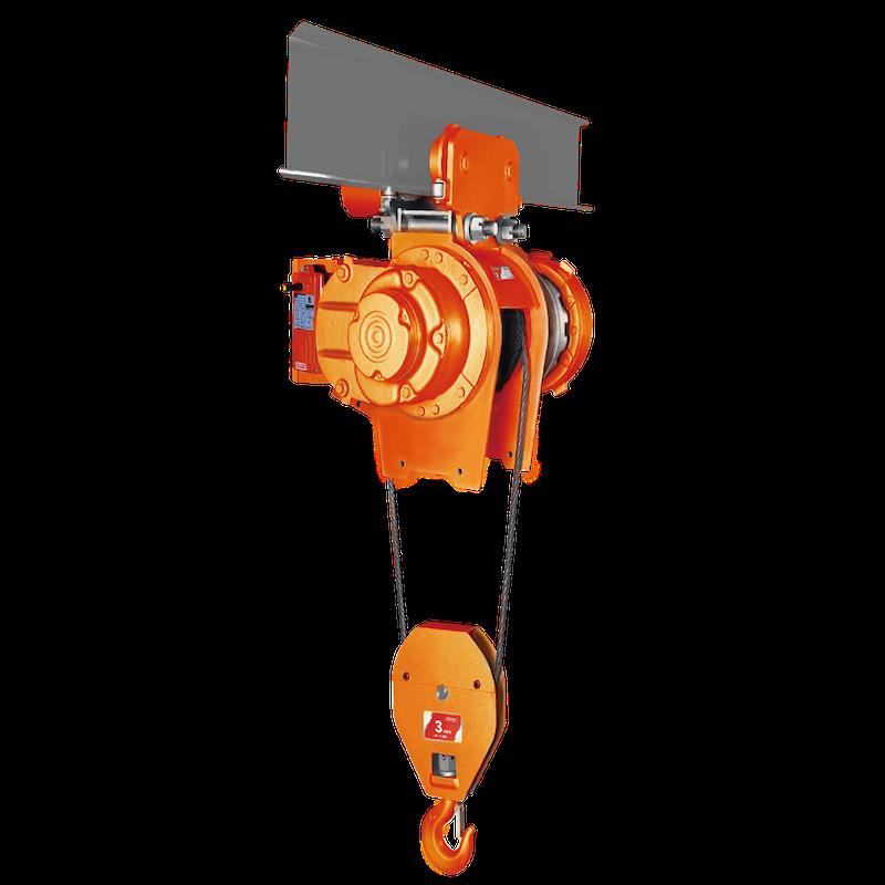 TOYO-SH-type-Electric-Hoist-1