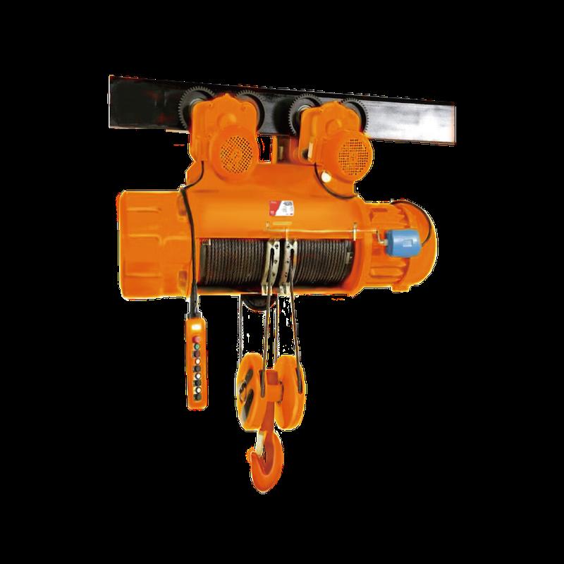 TOYO-SH-type-Electric-Hoist-2
