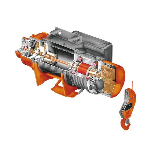 TOYO-SH-type-Electric-Hoist-3