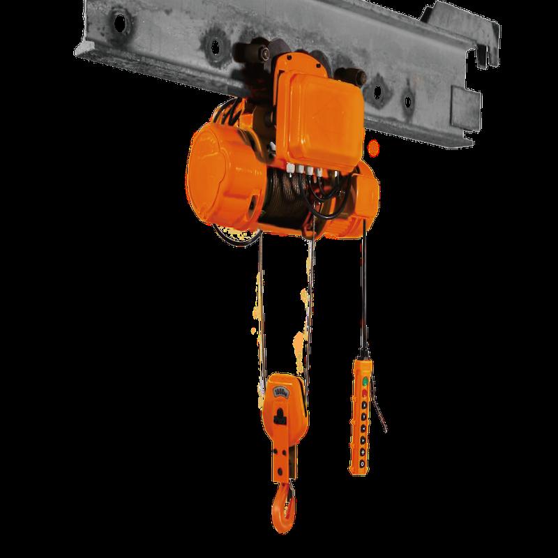 TOYO-SH-type-Electric-Hoist-4