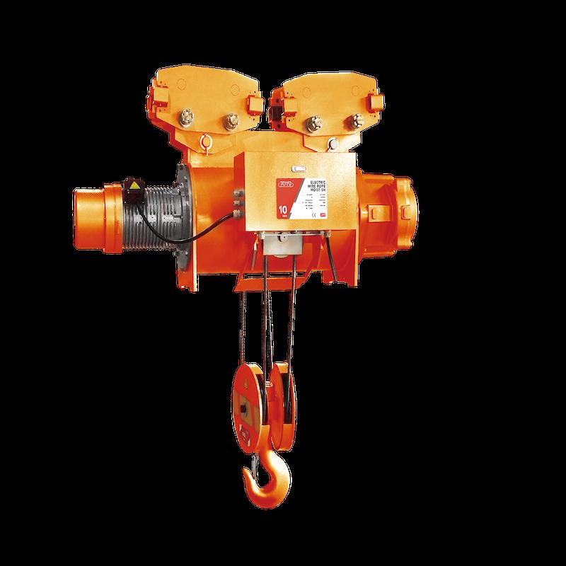 TOYO-SH-type-Electric-Hoist-6