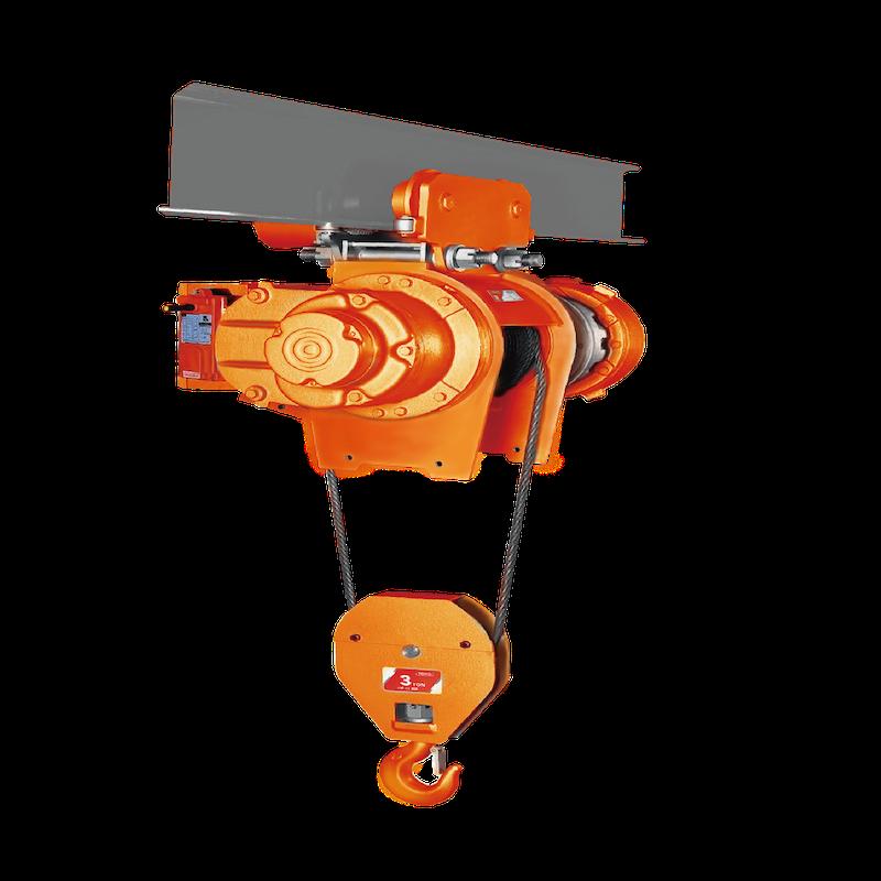 TOYO-SH-type-Electric-Hoist-7