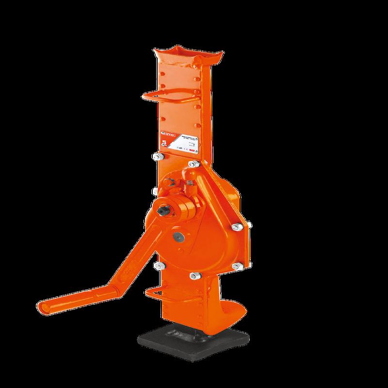 TOYO-SJ-A-model-Mechanical-Steel-Jack-2
